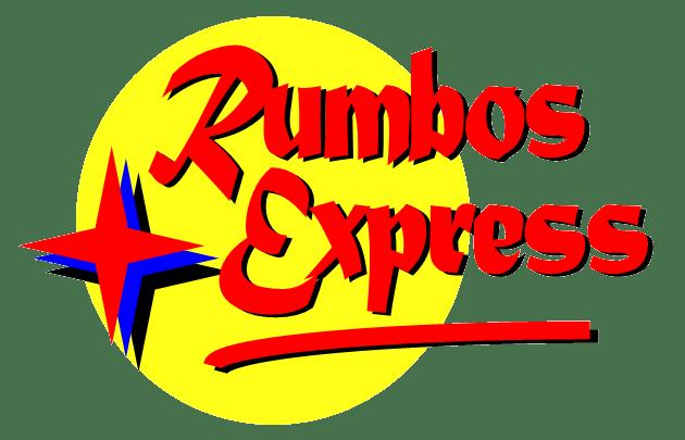 Rumbos Express Logo